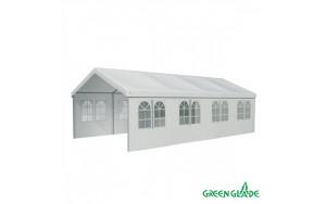 Тент садовый Green Glade 1093 4х8х2,9м полиэстер (3 коробки)