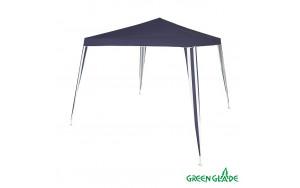 Тент садовый Green Glade 1022 2,4х2,4м/3x3x2,5м полиэстер